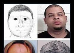 Enlace a Los 15 bocetos policiales para identificar asesinos menos útiles de la historia