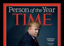 Enlace a Las 10 mejores reacciones al nombramiento de Donald Trump como Persona del año por la revista Time