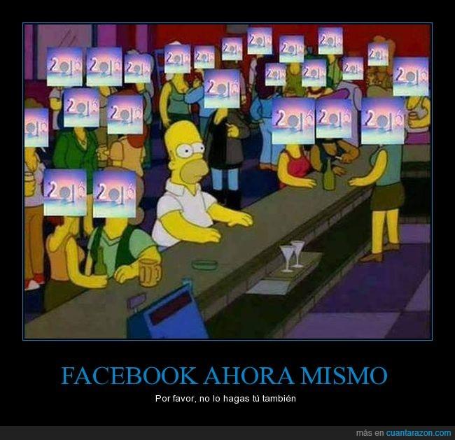 2016,facebook,pesados,recuerdos
