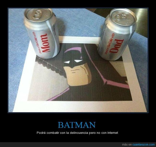 batman,cola,lata,padres