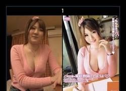 Enlace a WTF 21 carátulas muy photoshopeadas de cine adulto japonés