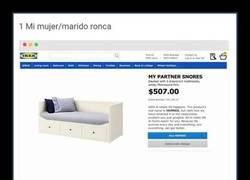 Enlace a Ikea cambia el nombre de sus productos y les pone nombres honestos