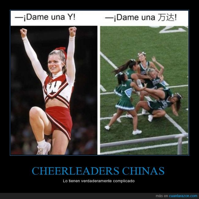 cheerleader,humor,letras