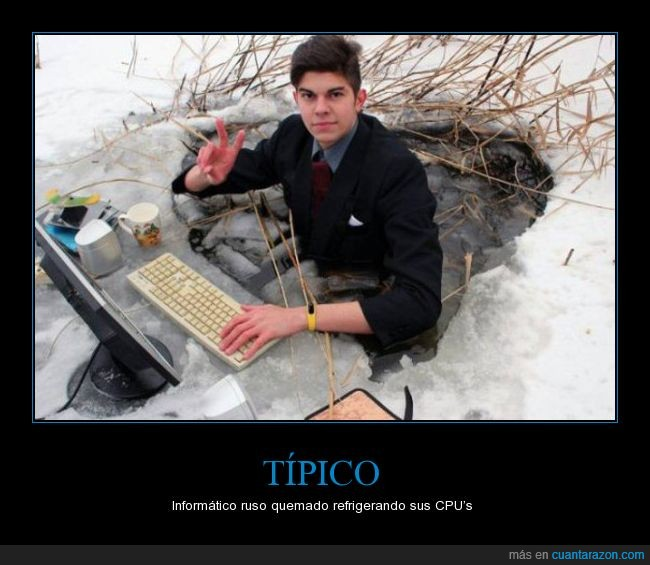frío,hielo,ruso