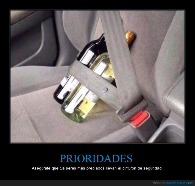botellas,cinturon,jaja,licor,seguridad
