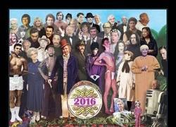 Enlace a Un mal año :(