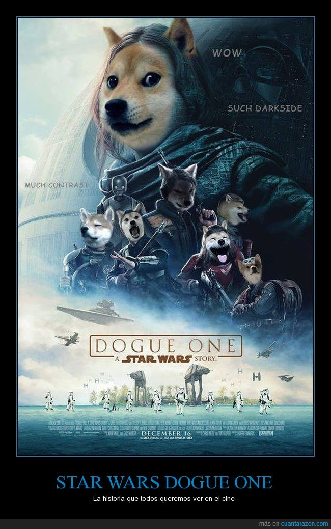 dogue,rogue one,star wars