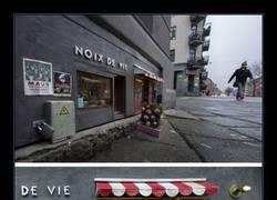 Enlace a Bar diminuto para ratoncillos en Suecia