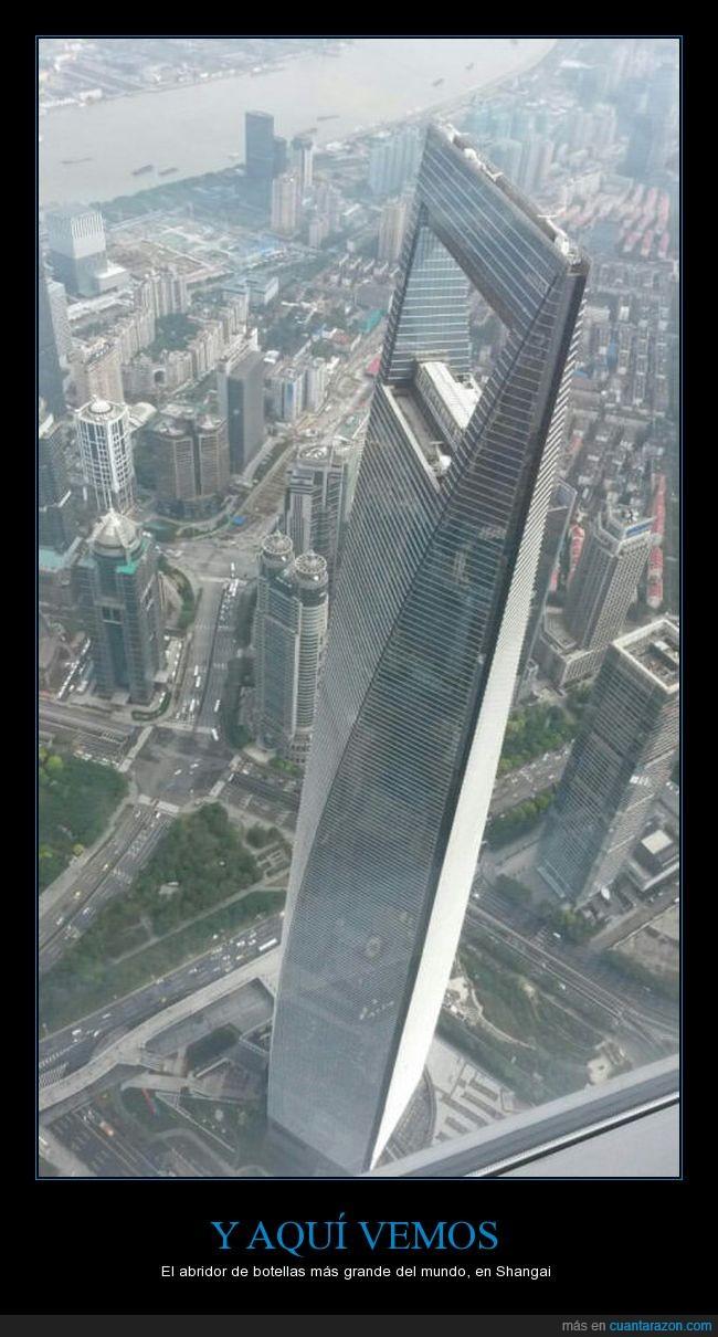 destapador,edificio,jaja,shangai