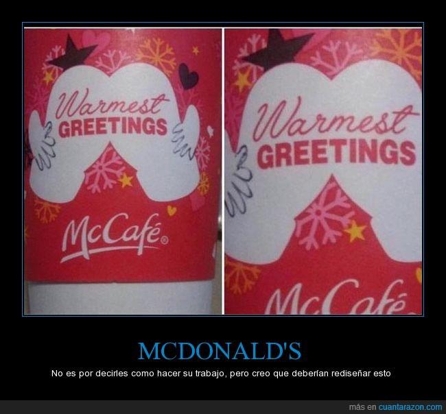 jaja,mccafe,mcdonalds,parece trasero jaja