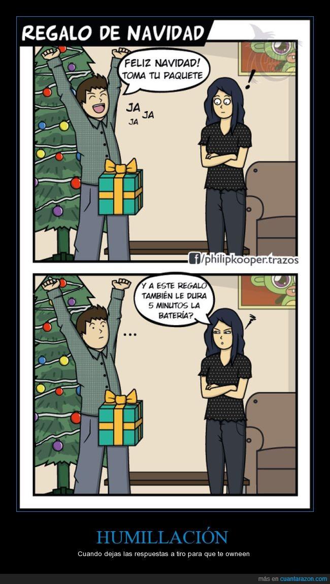 paquete,regalo,zas