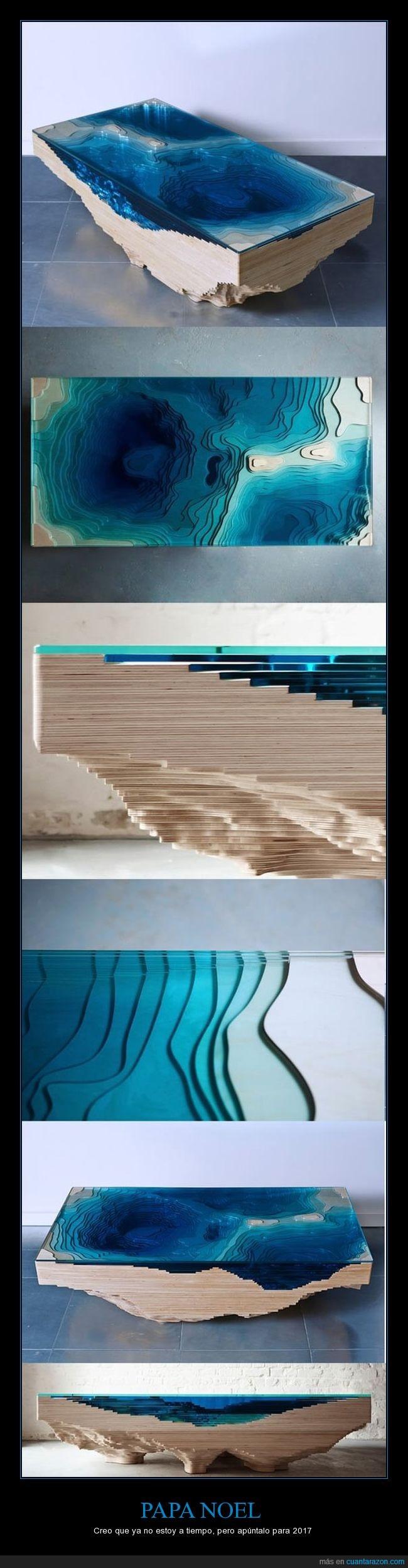 agua,arte,diseño,lago,mesa,oceano