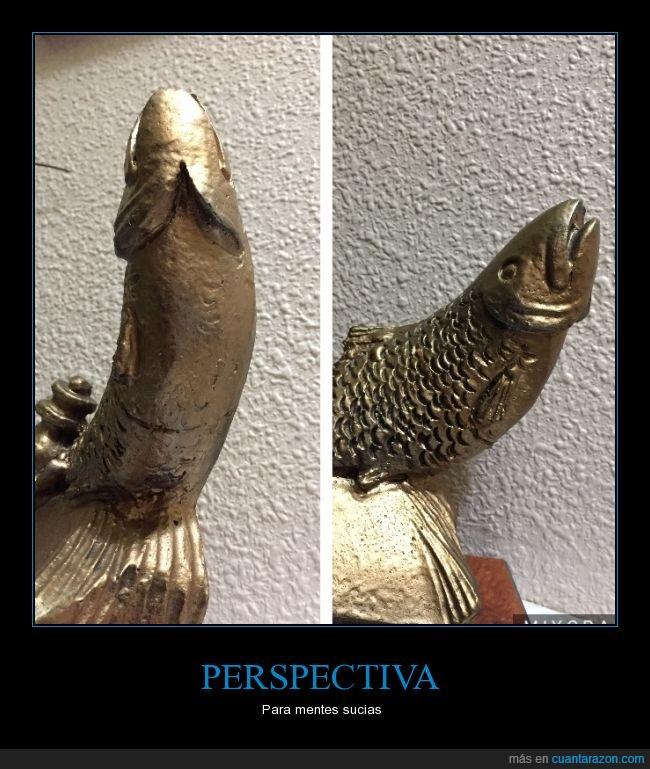 Perspectiva,pez