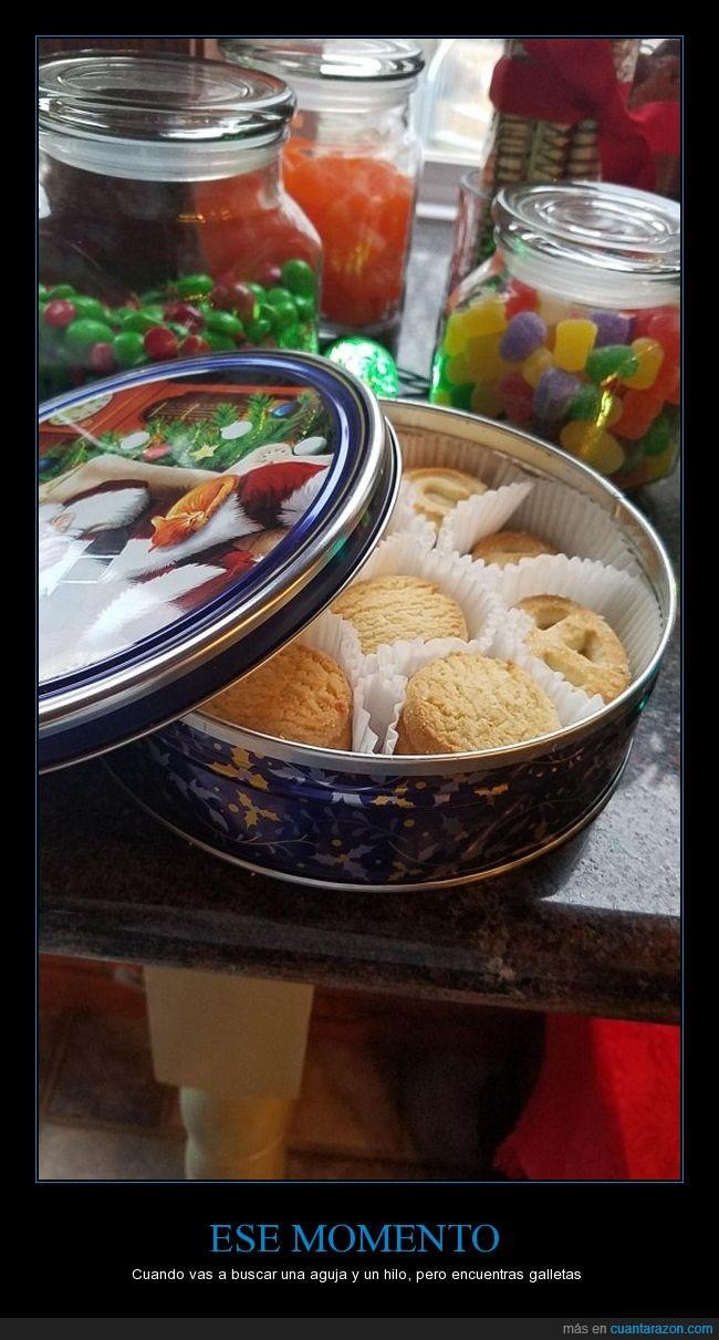 caja,galletas,hilos,jaja