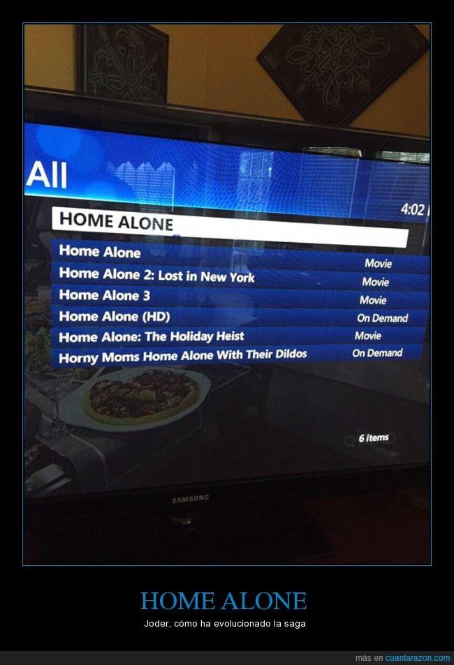 home alone,películas,saga,wtf