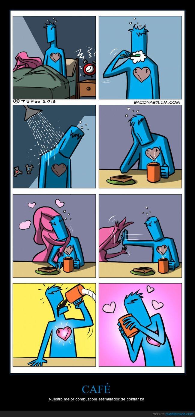 amor,café,decaído,energía,estimular