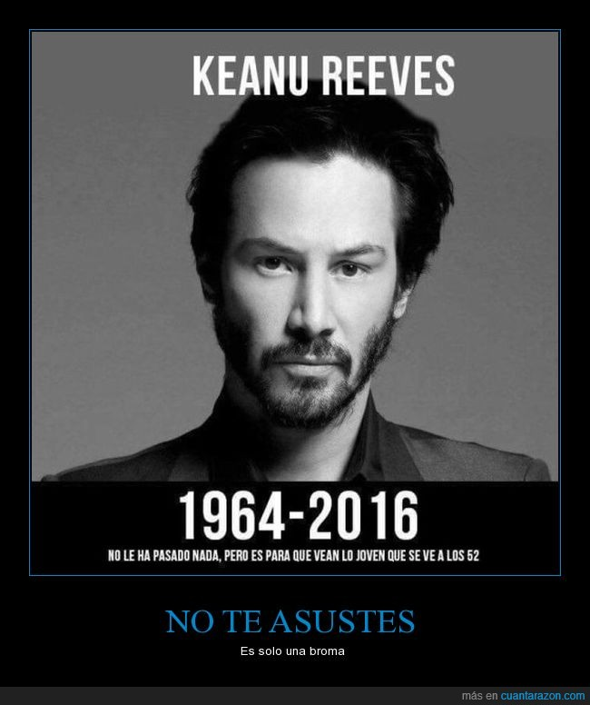 actor,humor,Keanu Reeves