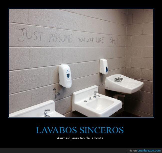 espejos,lavabo,sinceridad