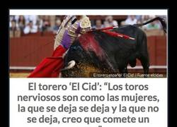 Enlace a Las declaraciones del torero El Cid que han levantado ampollas