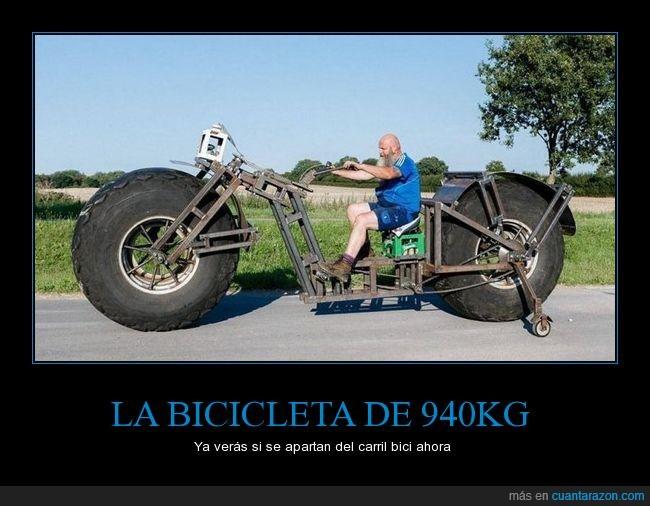 bicicleta,enorme,gigantesca
