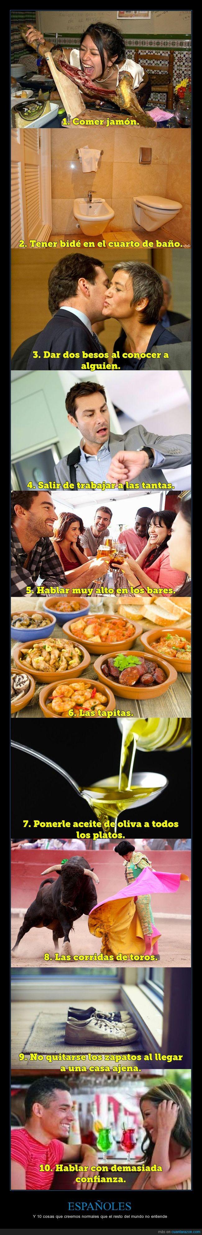 costumbres,españa,españoles,tradiciones