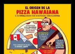 Enlace a El origen de la pizza hawaiana que nadie conocía