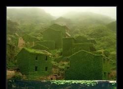"""Enlace a El pueblo """"fantasma"""" de Shengshan en el archipiélago de Shengsi fue abandonado hace años"""