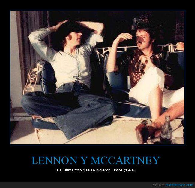 John lennon,Paul mccartey,Saturday Night Live,The Beatles