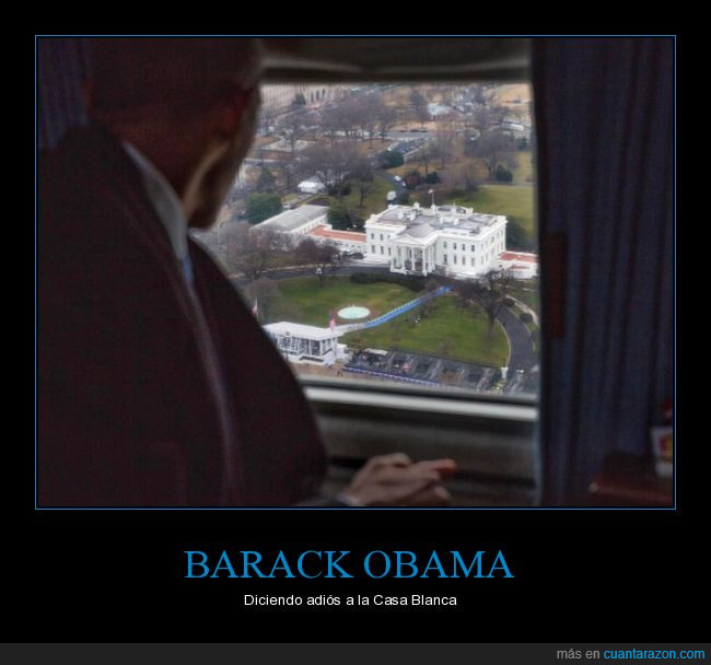 bye,casa blanca,obama,presidente,usa,washington dc