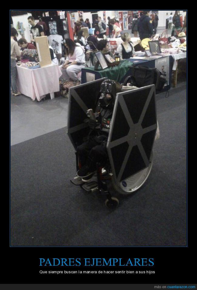 acción,cosplay,nave,película,Star WarsDarthVader,t