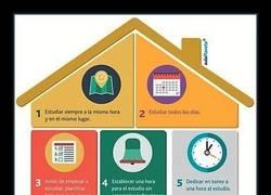 Enlace a Las reglas que debes seguir para estudiar en casa y no morir en ello