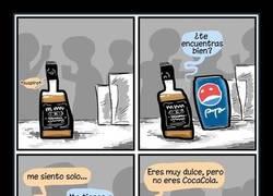 Enlace a ¿Tú eres de Pepsi o de CocaCola?