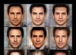 Enlace a Combinación de las caras de actores que representaron el mismo personaje