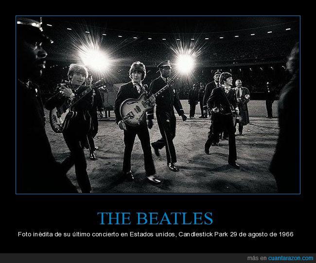 A Full HD,Candlestick Parck,Estados Unidos,The Beatles