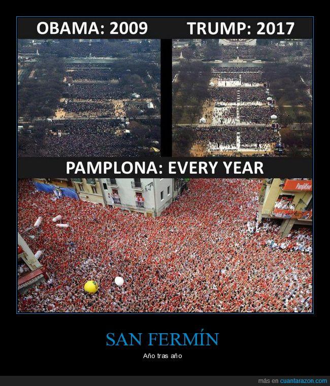 Fiesta,multitud,Pamplona,San Fermín
