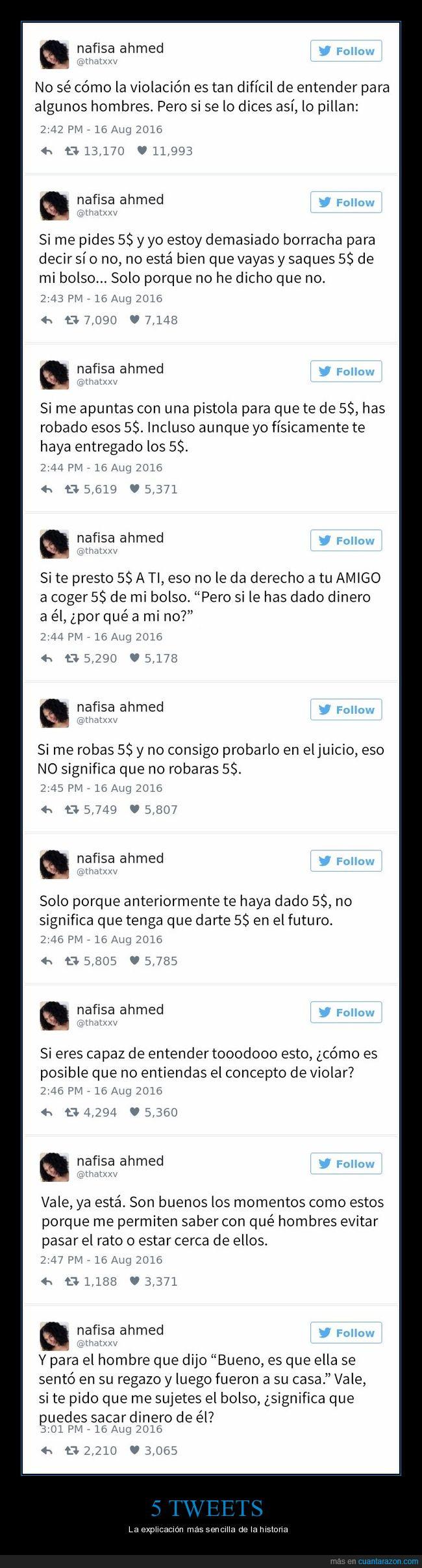 acoso,explicación,tweets