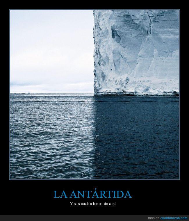 Antartida,azul,cielo,foto,hielo,mar,parece el logo de windows