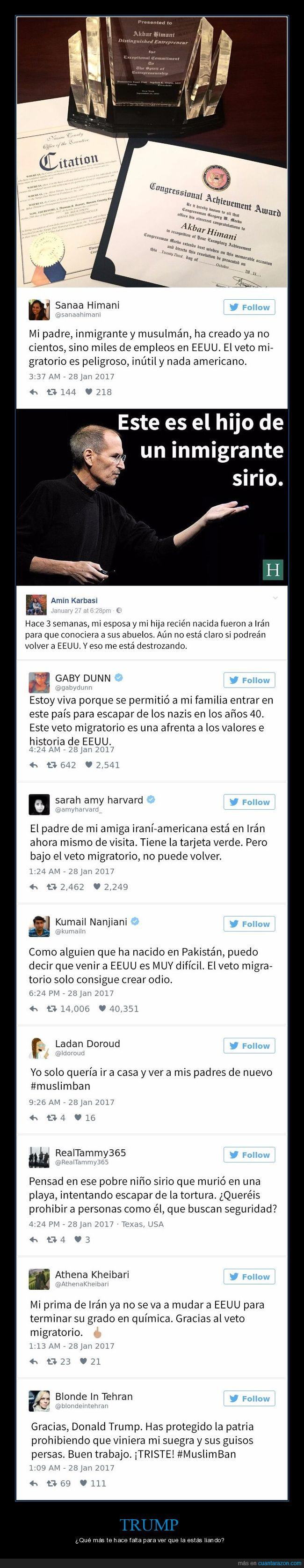 donald trump,inmigración,leyes,tweets,wtf
