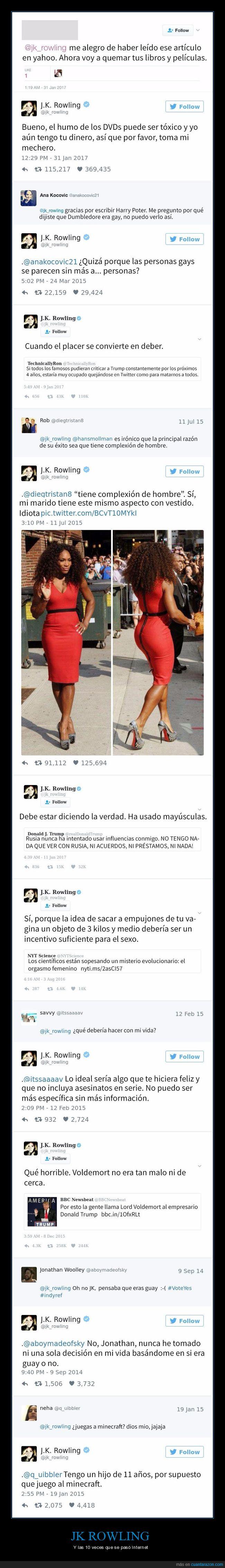 jk rowling,tweets,zascas