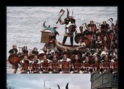 Enlace a Imágenes más que épicas del festival vikingo Up Helly Aa en Escocia
