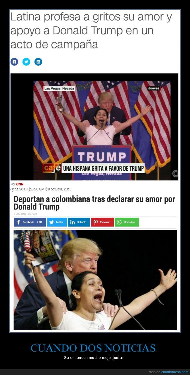 amor,deportar,donald trump,latina,odio