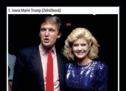 Enlace a Los 9 pibones que han conseguido cautivar el corazón de Donald Trump