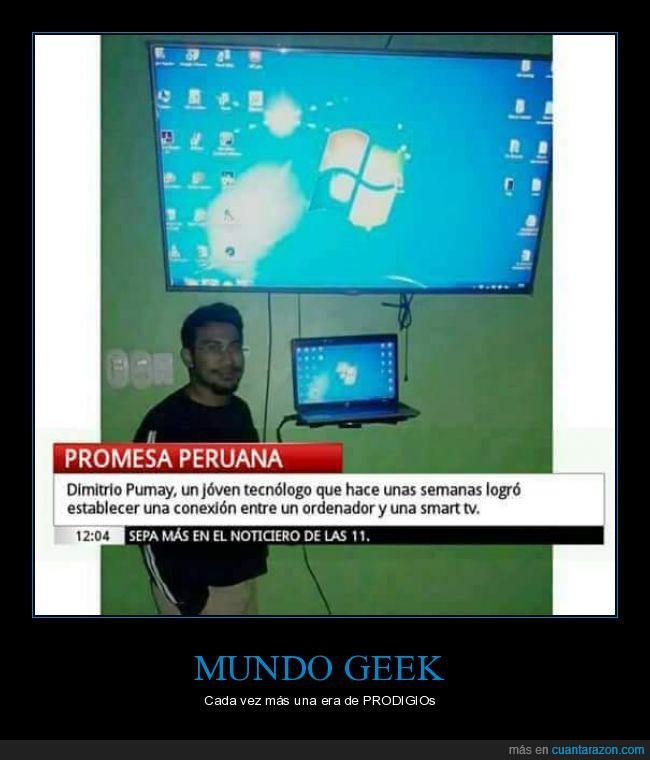 Honduras meme,mundo,ordenador,Perú,PRODIGIOs,sociedad