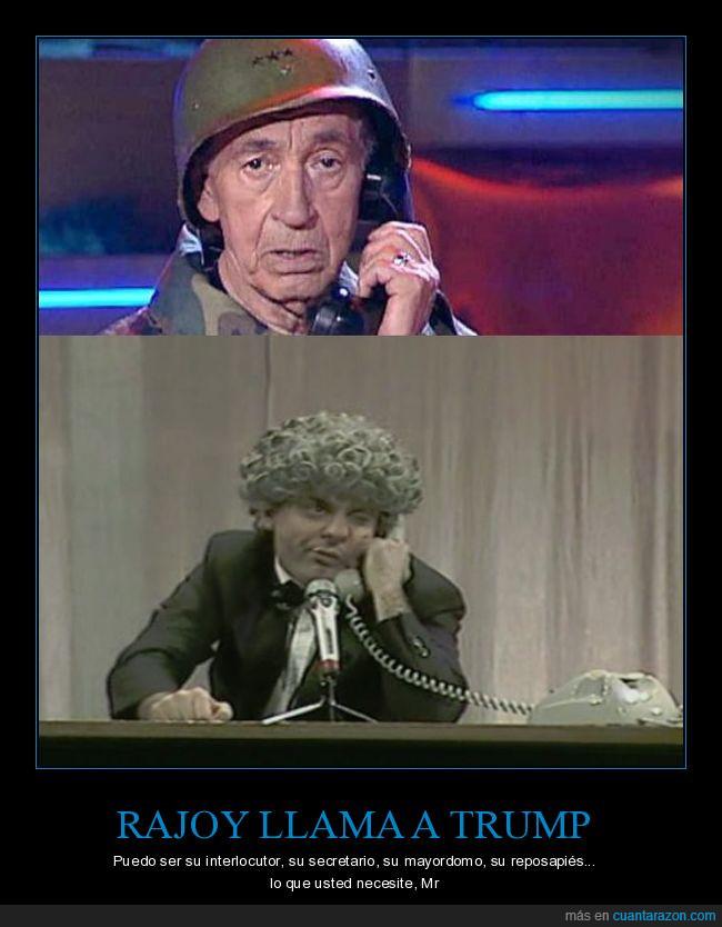 humor,internacional,politica,rajoy,trump