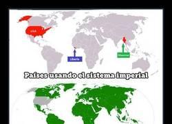 Enlace a 4 mapas que nos demuestran que los estadounidenses se creen el centro del mundo