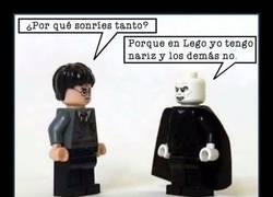 Enlace a La gran contradicción de LEGO Harry Potter que nadie se había dado cuenta