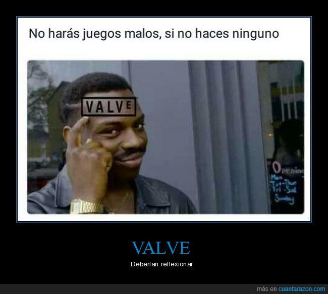 meme,roll safe,valve,videojuegos