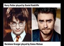 Enlace a Si echamos la vista atrás, vemos que los actores de Harry Potter han envejecido mejor que el vino