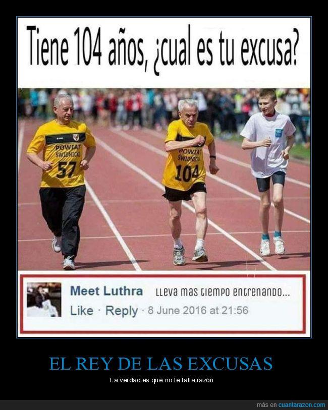 abuelo,correr,excusa,maratón