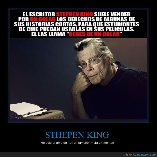 historias,Sthepen king,terror